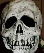 Don Post Studios Halloween III Silver Shamrock Masks 3 Skull