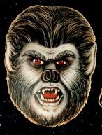Beistle Werewolf
