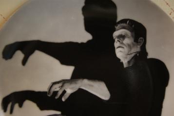 Glenn Strange Frankenstein Plate (World Market)